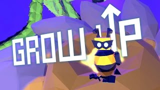 Grow Up - Ep. 3 - The BUG Bee Suit! - Let