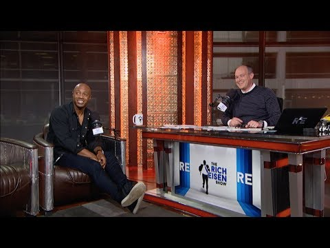 ESPN NBA Analyst Jay Williams Joins The Rich Eisen Show In-Studio (Full Interview) 6/7/17