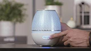 Ultrasonic Aromatherapy Diffuser with LED Night Lights + 6 Oils - Premium Bundle