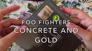 Baixar Foo Fighters - Concrete and Gold - Unboxing