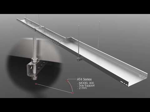 Cable Trays General Installation Animation | EAE Elektrik