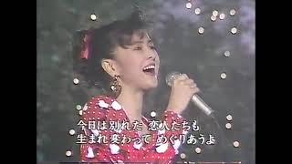 時代 薬師丸ひろ子 80年代アイドル.