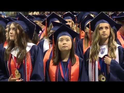 McKinney North High School 2018 Graduation