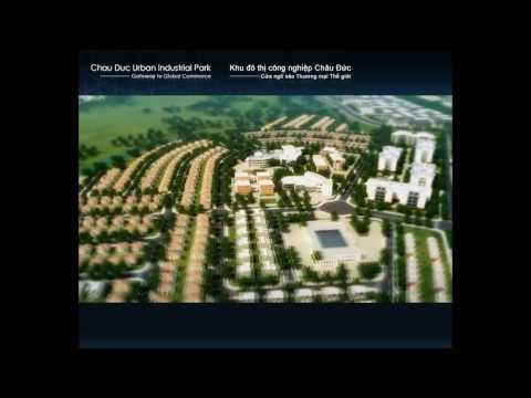 Chau Duc Urban Industrial Park - Chinese