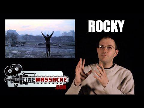 ROCKY movie series review - Cinemassacre
