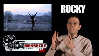 ROCKY movie series review - Cinemassacre