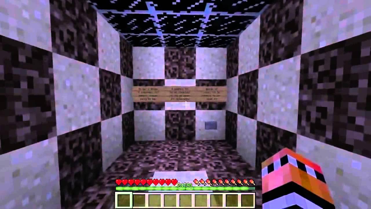 Minecraft [прохождение карты] mistik и lagger youtube.