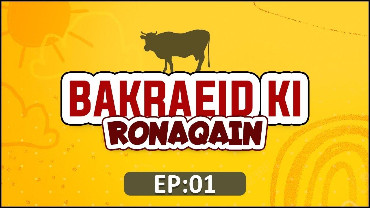 Bakra Eid Ki Ronakain Ep 01 | Bakra Eid 2021 Special | Kids Madani Channel