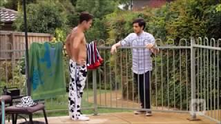 David and Aaron scene 4 ep 7606
