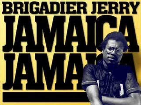 Brigadier Jerry - Jamaica Jamaica Mixed  By The Scientist at Tuff Gong Studio