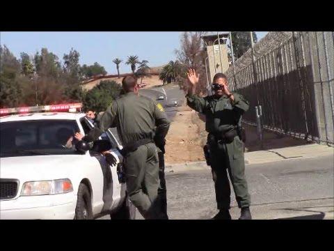 State Prison 1st Amendment Audit, California Rehabilitation Center