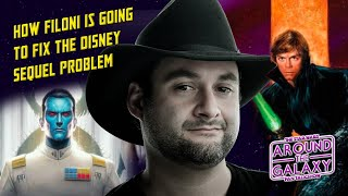 How Filoni Will Fix the Disney Star Wars Sequels Problem