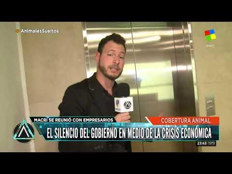 El silencio del Gobierno en medio de la crisis económica