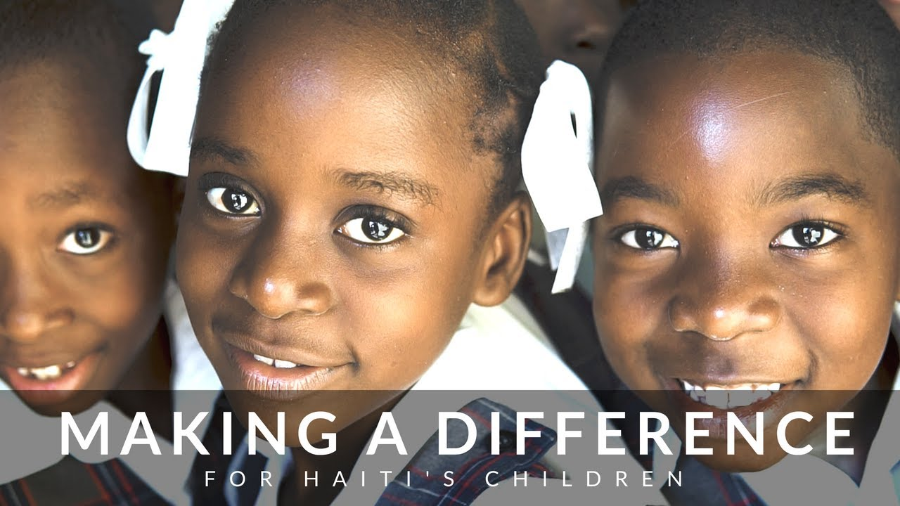 Making a Difference for Haiti's Children