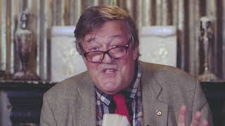 Mythos: Stephen Fry reads from his retelling of Ancient Greek myths