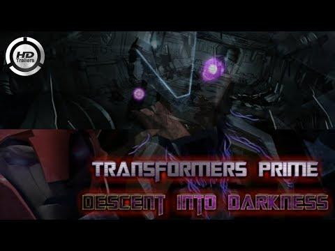 Transformers Prime: Descent into Darkness Trailer