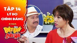 Biệt đội siêu hài | Tập 14 - Tiểu phẩm: Hari Won