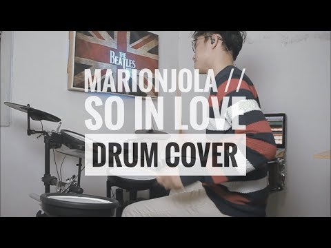 So In Love - Marion Jola Drum Remix (Roland TD1KPX2) // Weldani Rezk