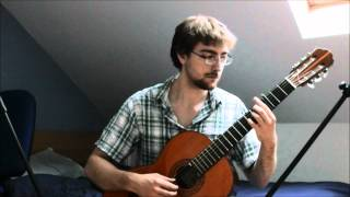 Gothic 3 - Vista Point (Classical Guitar)