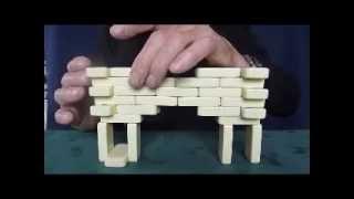 Domino Bridge, Party Trick