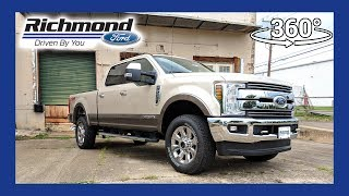2018 Ford Super Duty Lariat 360 Degree Virtual Test Drive