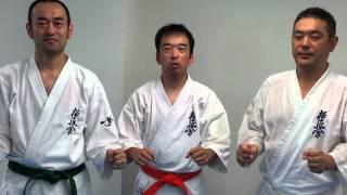 極真空手東京 六本木・新橋道場 無料体験可能 http://karateman.jp/ 極...