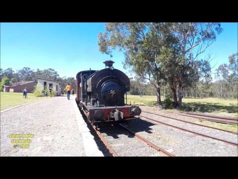 Richmond Vale Railway Museum October 2016