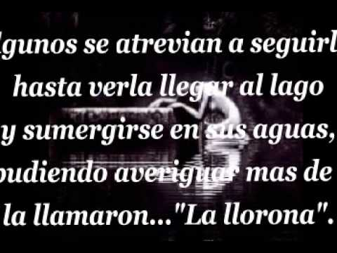 La llorona.Chavela Vargas