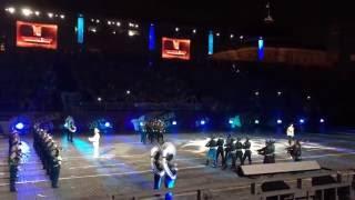 Военные Казахстана поют песню про Марусю на Красной площади. Militaries of Kazahstan sings 2