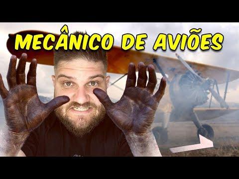 O MECÂNICO DE AVIÕES MAIS PERDIDO   Plane Mechanic Simulator
