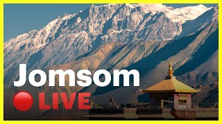 Preview of stream LIVE STREAM FROM JOMSOM, NEPAL