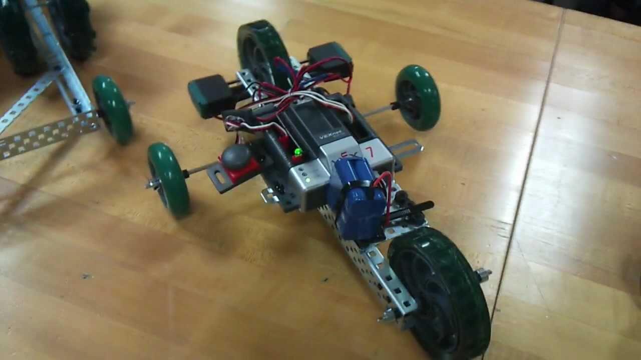 How To Make A Racing Car Robot