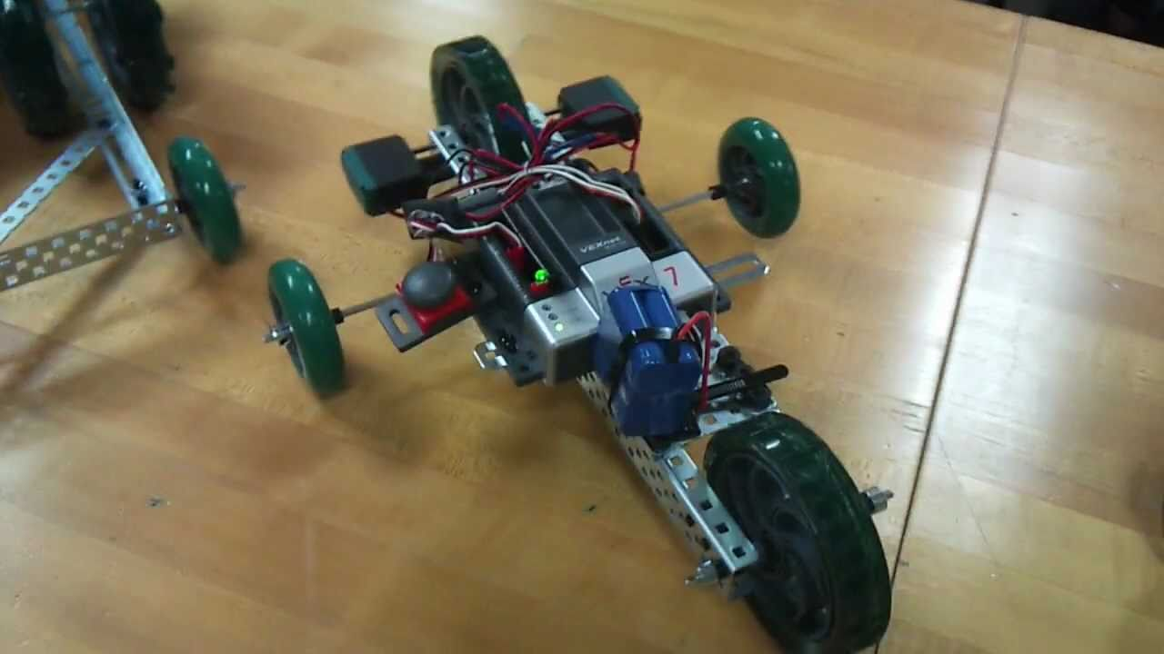 Vex Robotics Car Designs Youtube