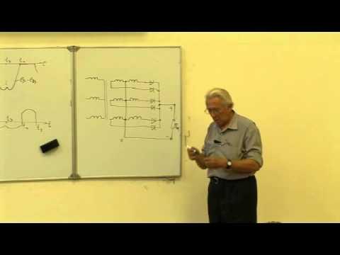 4.4. Трехфазные однотактные выпрямительные схемы.