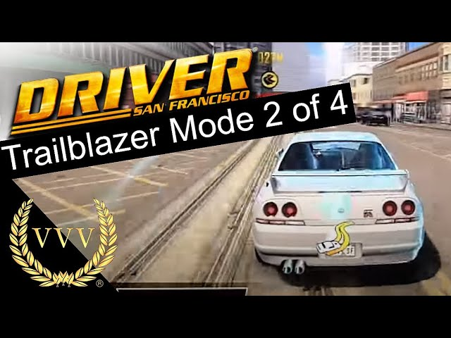 Driver San Francisco: Trailblazer Mode 2 of 4