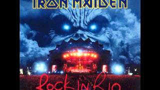 Iron Maiden Sanctuary Live (audio) Rock In Rio 2001 Resimi