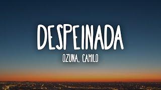 Ozuna, Camilo - Despeinada (Letra/Lyrics)