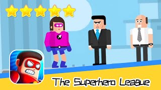 The Superhero League Day3 SUPER PSYCHIC  Walkthrough Use your superpowers Recommend index five stars