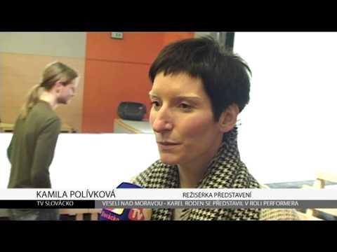 TV Slovácko: Veselí nad Moravou - Divadelní představení Sam
