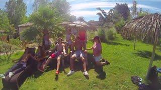 Club ados Sandaya riviera d'azur saison 2016