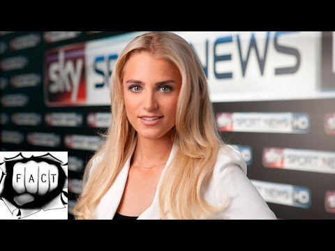 Top 10 Most Beautiful Female Soccer Presenters