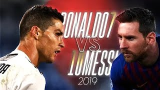 Cristiano Ronaldo VS Lionel Messi 2019 | On My Way vs Taki Taki