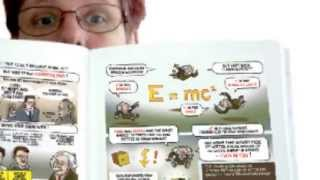 Margreet de Heer about her book 'Science: a Discovery in Comics'
