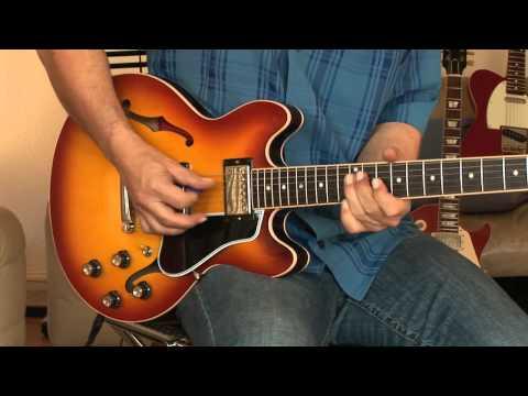 2009 Gibson ES-339 Custom Shop Part2