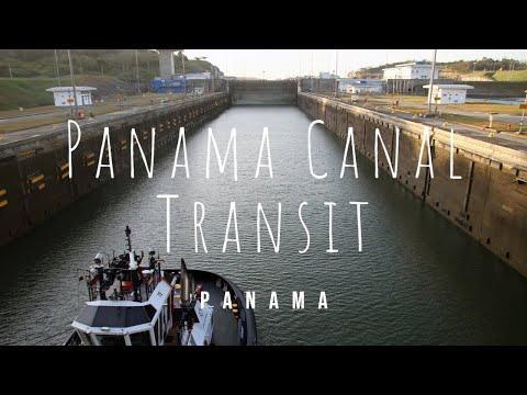 Full Panama Canal Transit