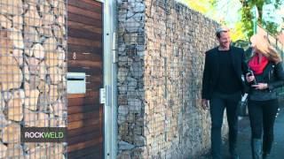 Rockweld Gabions by Prospect Contractors, Adelaide