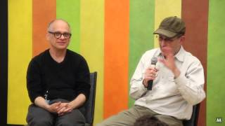 Steve Reich in Conversation with Bang on a Can Co-founder David Lang