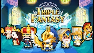 Triple Fantasy - Brand New Exciting & Awesome Free To Play RPG For Mobile screenshot 2