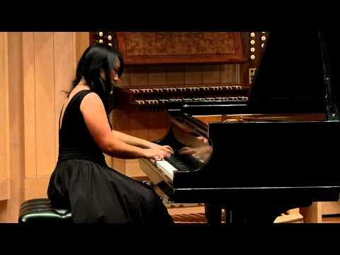 "Etude Op. 25, No. 11 in A minor ""Winterwind"" by Chopin, Naomi Causby"