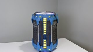 Intel Core i7 Extreme Edition 8-Core Haswell-E Alien Unboxing